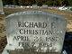 Richard Frank Christian