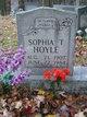 Sophia Armenda <I>Tilson</I> Hoyle