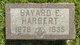 Bayard Edgar Harbert