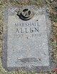 Profile photo:  Allen Marshall