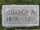 Chancy R Townsend