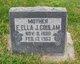 Esther Ella <I>Jackson</I> Coulam
