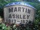 Profile photo:  Martin Ashley
