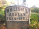 Profile photo:  William R Ashley