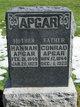 Pvt Conrad N Apgar
