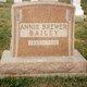 Anna Prudence <I>Brewer</I> Bailey