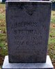 Profile photo:  Adolphus W Stedman