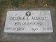 Profile photo: Mrs Delphia Sylvia <I>Mugler</I> Alquist