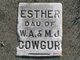 Esther Cowgur