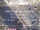 Chester Melum Overn
