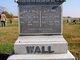 Eliza Jane <I>Dudley</I> Wall
