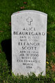 Profile photo:  Alice <I>Beauregard</I> Morse