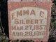 Emma C. <I>Anderson</I> Gilbert