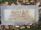 Profile photo:  Agnes <I>Vieths</I> Hogge