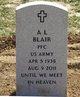 Profile photo:  A L Blair