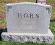 Profile photo:  Horn
