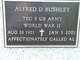 Profile photo:  Alfred D. Bushley