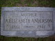 A. Elizabeth Anderson