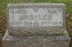 Mary Jane <I>Cawood</I> Broyles
