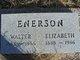 Elizabeth <I>Sherven</I> Enerson