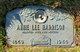 Anna Lee Ida Belle <I>Pate</I> Harrison