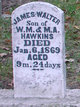 James Walter Hawkins