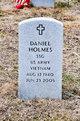 Profile photo:  Daniel Holmes