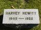 Harvey Hewitt
