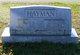 Edith Alice <I>Doty</I> Hayman