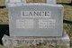 """America Isabell """"Merkie"""" <I>Davenport</I> Lance"""
