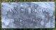 Profile photo:  Annie Hamilton <I>Daugherty</I> Boggs