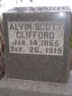 Alvin Scott Clifford