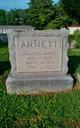 Mattie <I>Patrick</I> Arnett