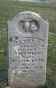 Henry Anstice