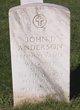 John Dickson Anderson, Jr