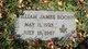 William James Boone