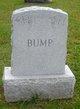 Mary A <I>Connelly</I> Bump