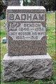 Profile photo:  Benson Badham