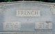 Texie Sarah <I>Smith</I> French