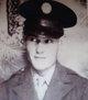 Sgt James Robert Arnold