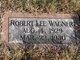 Robert Lee Wagner