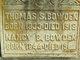 Pvt Thomas S Bowden