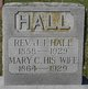 Rev J I Hall