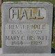 Mary C Hall