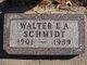Walter E. A. Schmidt
