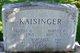 Profile photo: Mrs Bertha Kaisinger
