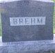 Clara <I>McMurrow</I> Brehm