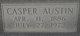 Casper Austin Boiter