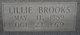 Lillie <I>Brooks</I> Boiter