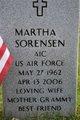 Martha J <I>Munsey</I> Sorensen